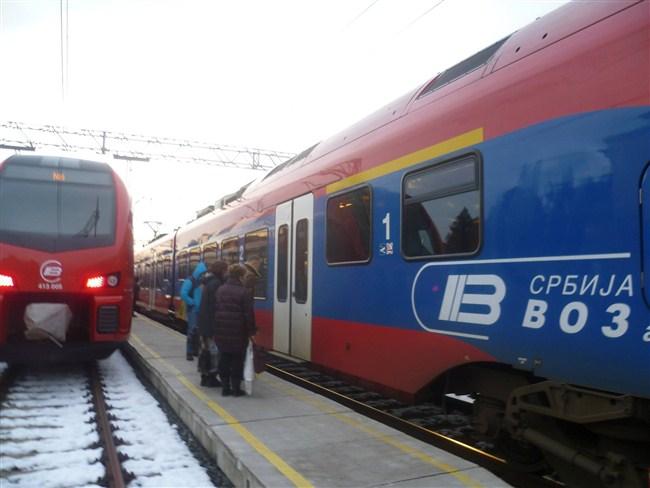 Radnici železničkih preduzeća traže da se reše i njihovi problemi