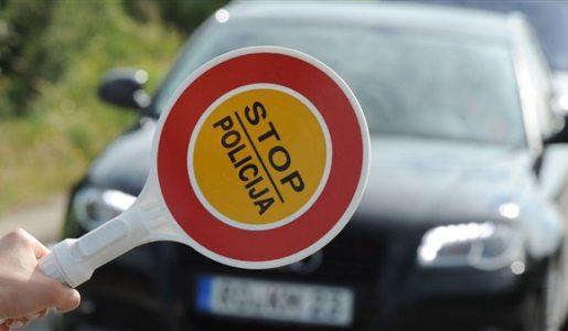 Pojačane kontrole vozača u alkoholisanom stanju i pod dejstvom psihoaktivnih supstanci!!!