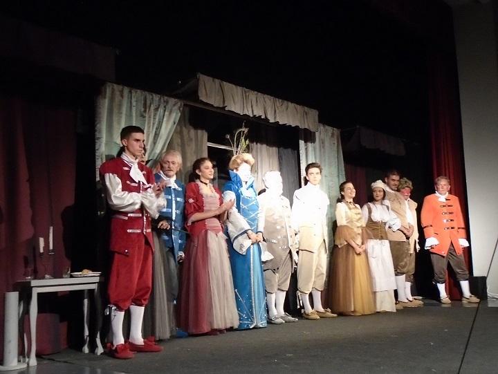 """POZORIŠNA HIT predstava """"TVRDICA"""", Gornjomilanovačkog pozorišta - opet u svom gradu!!!"""