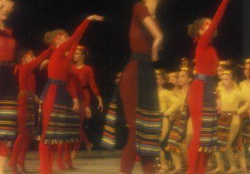 """Godišnji koncert baletskog studija """"M"""" održan u prepunoj sali paraćinskog pozorišta !!!"""