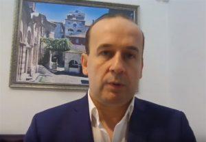 Eksluzivna novogodišnja čestitka Predsednika Skupštine Topola Dragana Jovanovića!!!