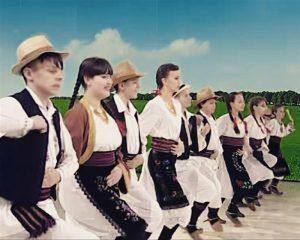 """KUD """"PLAŽANE"""" godinu počeli nastupom u jutarnjem programu TV """"Pinka""""!!!"""