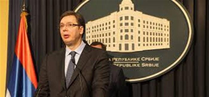 Predsednik Srbije Aleksandar Vučić čestitao je danas Božić srpskom patrijarhu Irineju, sveštenstvu Srpske pravoslavne crkve i vernicima!!!
