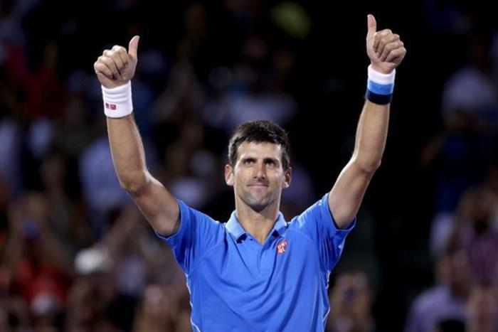 Najbolji srpski teniser vratio se na teren posle šestomesečne pauze!!!