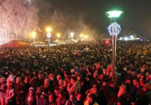 Najuspešniji početak Nove godine na Zlatiboru !!!