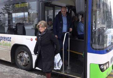 Linijski prevoz ponovo posle petnaest godina u G. Milanovcu !!!