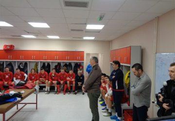 Fudbaleri Borca počeli pripreme!!!