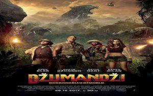 CRNI panter sa DžUMANDŽIJEM stiže u gornjomilanovački bioskop!!!