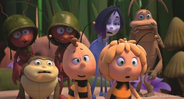 Slatka pčelica Maja doleće na Bilbord u G. Milanovcu!!!