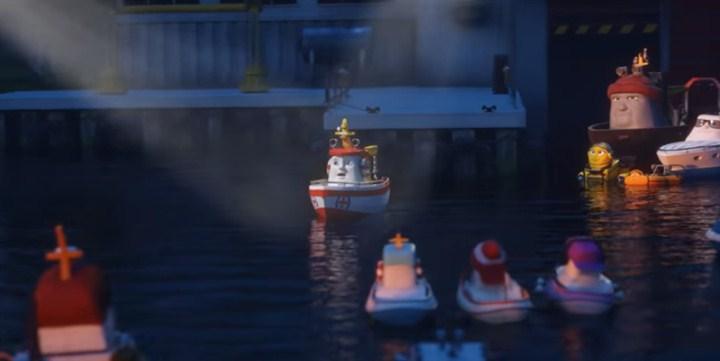 Mali brod veseljak i blokbaster ČERČIL otvaraju bioskopsku sezonu u februaru u Jagodini!!!