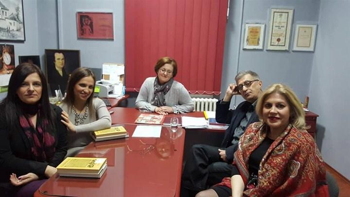 """PROMOCIJA ROMANA """"Itikajeropolitika@Vuk"""" u Despotovcu pokrenula zanimljivu književnu diskusiju!!!"""
