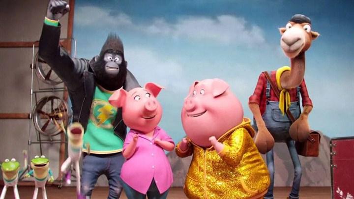 """Simpatični crtaći """"Vajana"""" i """"Pevajmo"""" sa vrhunskom dramom """"50 nijansi"""" u gornjomilanovačkom bioskopu!!!"""
