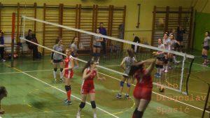 Odigrana odlična odbojkaška utakmica izmedju Topolki i Svilajnčanki!!!