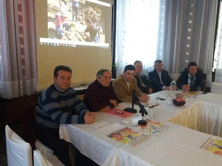 """Udruženje voćara i vinogradara """"Plava šljiva"""" iz Despotovca svečanom skupštinom proslavilo je deset godina postojanja!!!"""