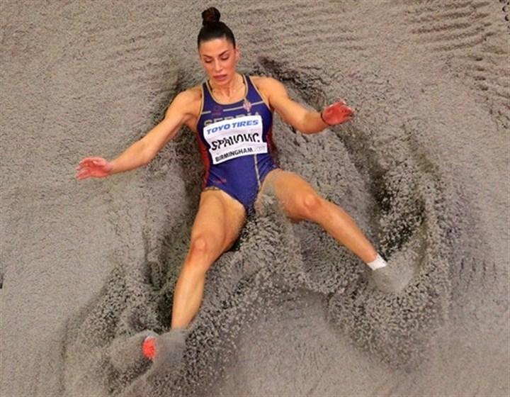 Ivana Španović je dominantno došla do krova sveta!!!