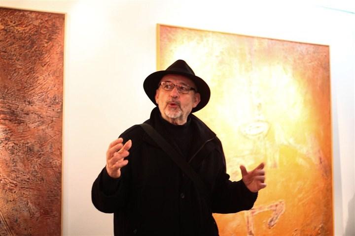Otvorena izložba slika Đorđa Kovačeva u Likovnom salonu Kulturnog centra Novog Sada!!!
