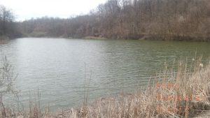 Jezero pokraj Topole ostalo je BEZ RIBE !!!