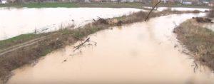 U ataru sela Subotica kod Svilajnca izlila se reka Resava!!!