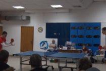 U Despotovcu sve više mladih je zainteresovano za stoni tenis!!!