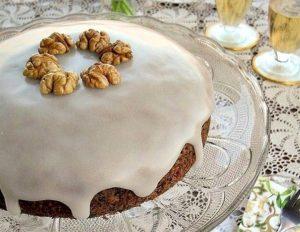 RECEPT DANA-POSNA torta sa vinom!!!