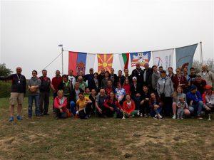 """Proteklog vikenda održano je otvoreno medjunarodno trodnevno orijentiring takmičenje """"Metropole Jugoistočne Evrope"""" !!!"""