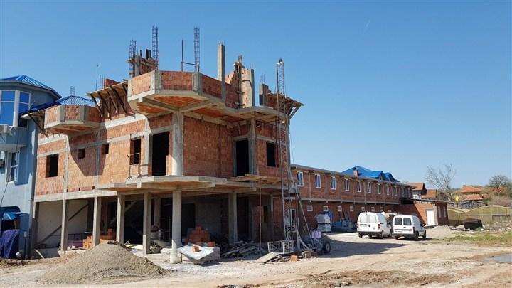 U Paraćinu se gradi novi hotel sa dvadeset smeštajnih jedinica !!!