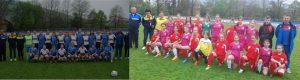 """Devojčice iz ŽFK """"Karađorđe"""" u reprezentaciji FSRZS!!!"""