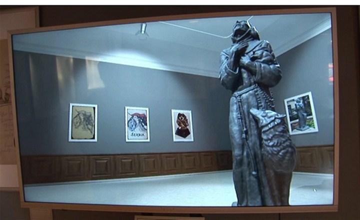 """Izložba pod nazivom """"Ko je Malvina Hofman?"""" u Klubu """"Tribina mladih"""" Kulturnog centra Novog Sada!!!"""
