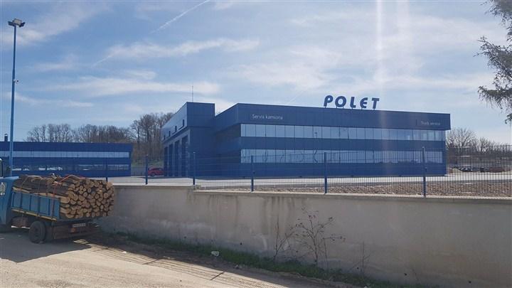 """Preduzeće """"Polet"""" uložilo je oko milion EUR u izgradnju poslovnog objekta – servisa za kamione !!!"""