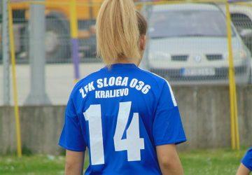 """ŽFK """"Sloga 036"""" u nedelju na """"megdan"""" sa ŽFK """"Šumadijom"""" !!!"""