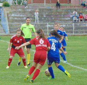 Fudbalerke Sloge ubedljive i protiv Plane!!!