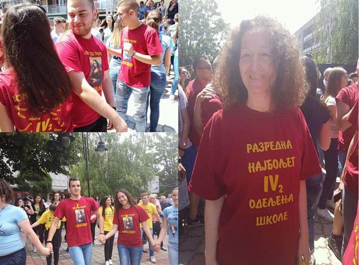 MATURSKI PLES u Paraćinu i Zokina deca !!