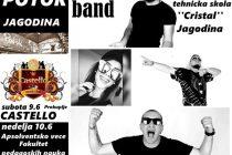 Bogat muzički vikend EROS BEND-a