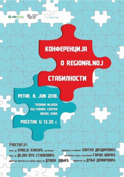 Otvaranje Konferencije o regionalnoj stabilnosti u Kulturnom centru Novog Sada !!!