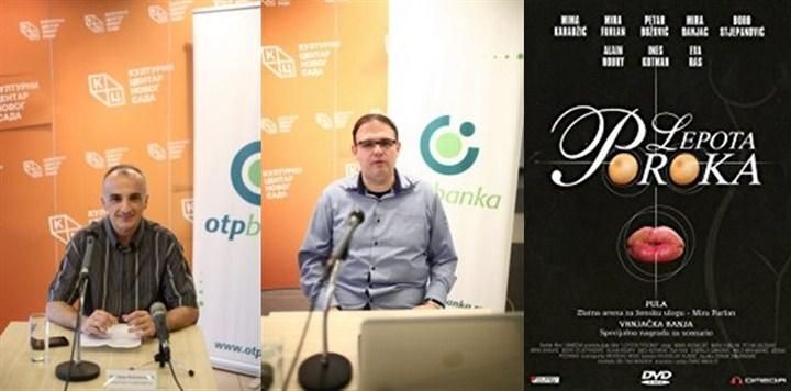 """Dve tribine i film """"Lepota poroka"""" u Kulturnom centru Novog Sada!!!"""