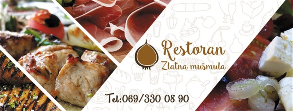 Restoran ZLATNA MUŠMULA Despotovac