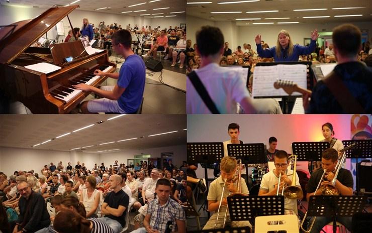 Završena 8. Letnja džez akademija Novi Sad – Dortmund !!!