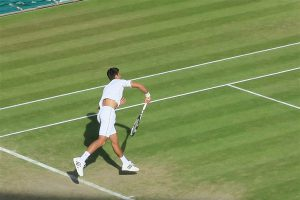 Novak Đoković plasirao se u polufinale Vimbldona !!
