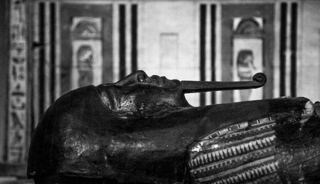 Arheolozi otkrili radionici za mumufikaciju !!!