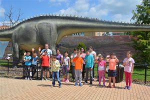 Oko 20 dece, korisnika Dnevnog boravka za decu i mlade obišlo je prošle nedelje Prirodnjački centar Srbije!!!