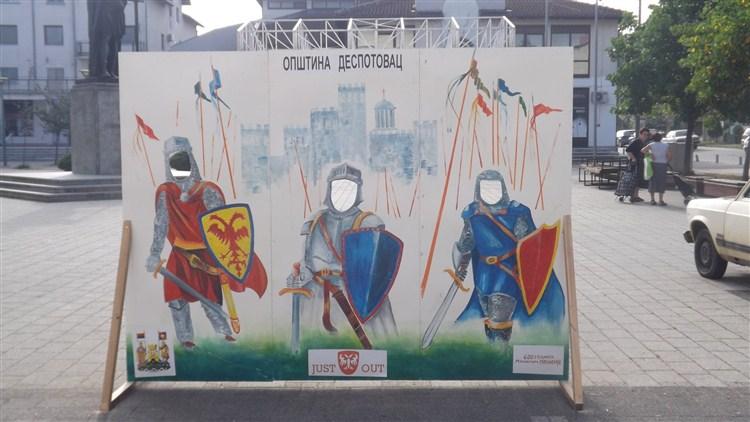 U cilju promocije predstojećih manifestacija opština Despotovac organizuje nagradnu igru !!!