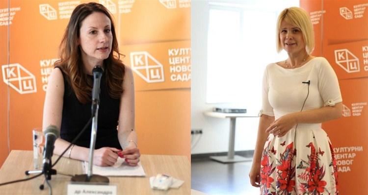 Tribine o odnosu Srbije sa Francuskom i Evropskom Unijom u Novom Sadu !!!