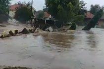 Reka Tisnica poplavila ŽAGUBICU !!!