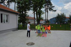 """Prva sportska radionica """"Hajde da rastemo zdravo"""" u okviru programa """"Zdravi pravi"""" u Svilajncu !!!"""
