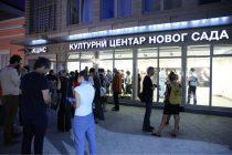"""Otvoren festival """"Dunavski dijalozi"""" u Likovnom salonu Kulturnog centra Novog Sada !!!"""