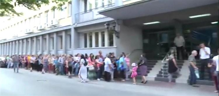 Na redovnom prijemu građana poslednjeg petka u avgustu kod Palme !!!