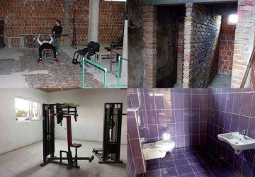 """U Atletskom klubu """"Takovo"""" iz Gornjeg Milanovca renovirane su prostorije koje će omogućiti osobama sa invaliditetom da treniraju !!!"""