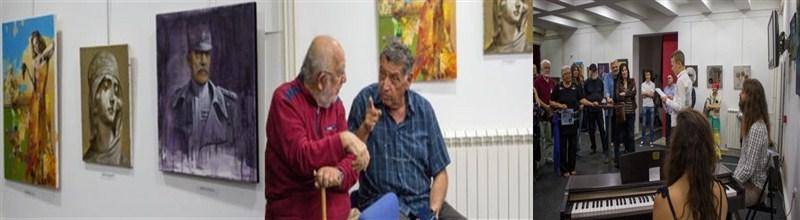 """U Mionici otvorena izložba slika Međunarodne likovne kolonije """"Ribnica"""" !!!"""