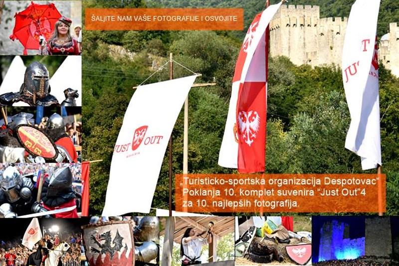 Obeležavanje Svetskog dana turizma u Despotovcu !!!