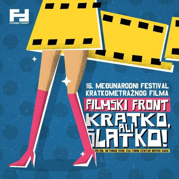 Šesnaesti Međunarodni festival kratkometražnog filma, Filmski front-sutra u Novom Sadu !!!